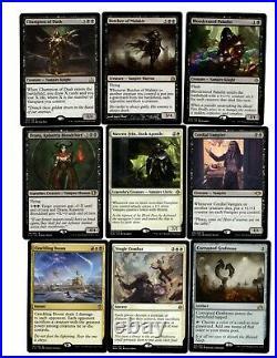 Edgar Markov-100 Card EDH Commander Deck-Vampire-Mythic-Rare Magic the Gathering