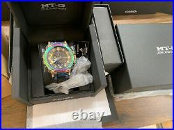 G-SHOCK 20TH ANNIVERSARY MTG-B1000RB-2AER MOONBOW LIMITED EDITION Rare LTD