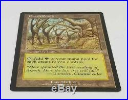 Gaea's Cradle Magic the Gathering Urza's Saga MTG Rare NM Never Played Land