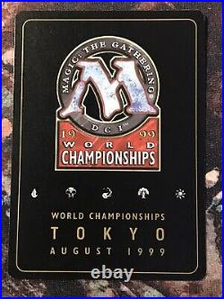 Gaeas Cradle Mtg 1999 Tokyo World Championship Matt Linde Gold Border NM