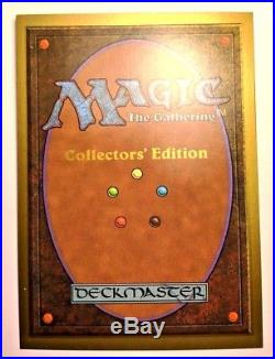 Gem Mint Mox Sapphire Collector's Edition CE 9 9.5 beta alpha psa bgs UNPLAYED