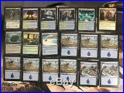 Great Mtg Collection Lot. Over 4000 Cards With Rares And Mythics. EDH Deck