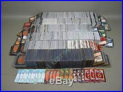 HUGE LOT 37+ Lbs Pounds Magic The Gathering MTG Yu-Gi-Oh Cards Collection Rare