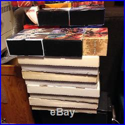 HUGE LOT OF MAGIC THE GATHERING OLD-NEW 36,500 CARDS BETA-CURRENT 3700+RARES