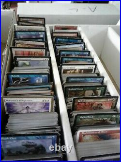Huge vtg 4000 card staple bulk lot unique legacy common rare MTG Collection gift