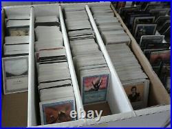 Huge vtg 5000 card staple bulk lot unique legacy common rare MTG Collection gift