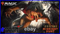 INNISTRAD MIDNIGHT HUNT Magic MTG Complete SET 1x C/U/R/M RARE MYTHIC MID