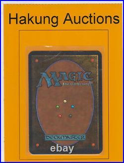 Lich ALPHA edition MTG Magic the gathering rare x1