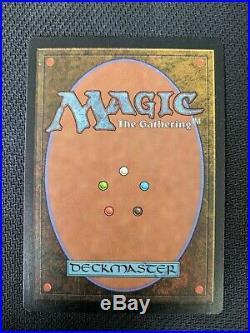 Lion's Eye Diamond Mirage Rare MtG single Mint condition, never played