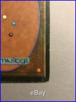 MAGIC THE GATHERING MTG Game Card Volcanic Island Dual Land Early 1990's RARE