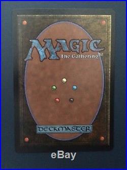 MINT Juzam Djinn ARABIAN NIGHTS ed. MINT (x1) Magic the Gathering MTG Old School