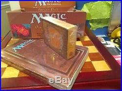 MINT Sealed Magic The Gathering ALPHA STARTER DECK MTG 1993 60 Mint Cards WOW