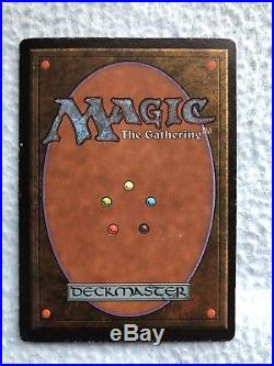 MOX RUBY Unlimited MTG Magic Excellent Condition Power 9