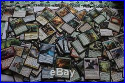 MRM Lot de 2600 cartes 100 Rares 300 unco 2100 comunes 100 terrains MTG Magic
