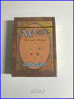 MTG 1x Revised Starter Deck NM/M Factory Sealed 1994 Magic The Gathering Rare