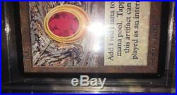 MTG ALPHA MOX RUBY (BGS 8.5 quad++) 1x near mint magic vintage power nine 9 rare