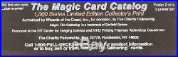 MTG Alpha Beta Limited Edition Poster Set RARE -Mint