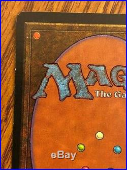 MTG Antiquities Mishra's Workshop LP Rare Land 3 Mana for Artifacts