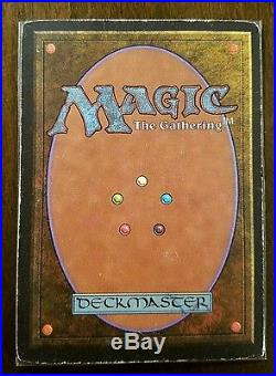 Mtg Black Lotus Unlimited Power 9 Rare 1994 Magic The Gathering No Beta Alpha