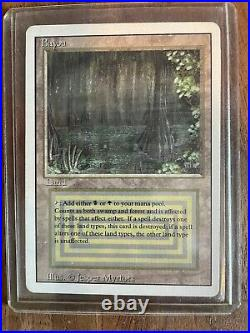 MTG Bayou Revised Mint Condition