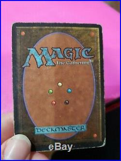 MTG Black Lotus Unlimited Edition Rare Heavily Played
