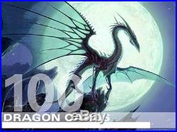 MTG Dragon Lot 100 RARE / FOIL Cards Magic Lot Set Collection EDH Deck Tribal