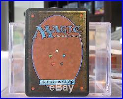MTG GAUNTLET of MIGHT Alpha Rare! Magic the Gathering Vintage