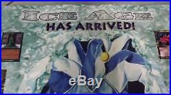 MTG Ice Age Game Store Promotion Poster Rare Original Print
