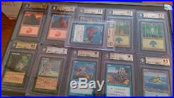 MTG Incredibly Rare Alternate Art Collection GRADED AND AUTHENTICATED! CENSORED