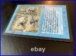MTG Invoke Prjudice Legends English, Rare, NM BANNED CARD