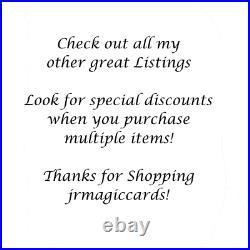 MTG MAGIC THE GATHERING COLLECTION 1000 Card PWalkers/Mythics/Rares/Foils/Unc