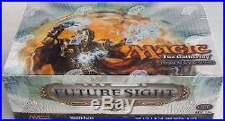 Mtg Magic The Gathering Future Sight Factory Sealed Booster Box Rare English
