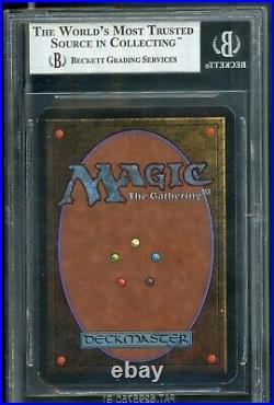 MTG Magic Alpha Black Lotus BGS 8.5B+ GEM MINT (TCC)