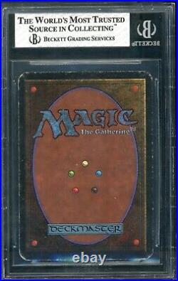 MTG Magic Alpha Mox Pearl BGS 6 EX-MT (TCC)