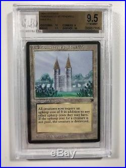 MTG Magic Legends The Tabernacle at Pendrell Vale English BGS 9.5 GEM MINT