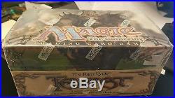 MTG Magic The Gathering Factory Sealed Tempest Tournament Starter Deck Box- Rare