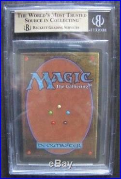 MTG Magic The Gathering Legends Moat BGS 9.5 Gem Mint (10,9.5,9.5,10)