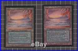 MTG Magic Underground Sea x2 FBB Unterirdischer See Mare Sotterraneo