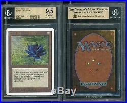 MTG Magic Unlimited Black Lotus BGS 9.5 B GEM MINT (TCC)