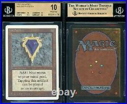 MTG Magic Unlimited Mox Sapphire BGS 10B Pristine (TCC)