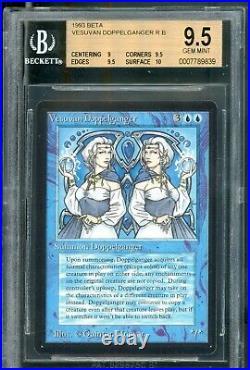 MTG Magic Vesuvan Doppelganger BGS 9.5 B+ GEM MINT (TCC)