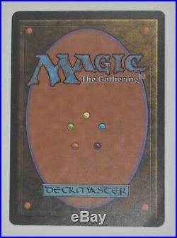MTG Magic the Gathering Beta Bayou Near Mint
