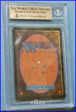 MTG Magic the Gathering Beta Illusionary Mask BGS 9.5 Gem Mint