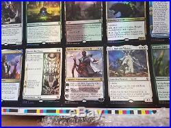 MTG Magic the Gathering FOIL Dominaria UNCUT Sheet Rares Mythics WotC