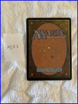 MTG Magic the Gathering MOX DIAMOND RESERVED LIST Rare LP