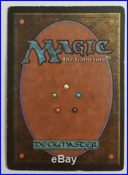 MTG Magic the Gathering Revised Edition Underground Sea Good Condition Played