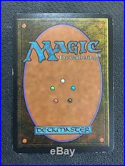 MTG Magic the Gathering Timetwister EX Alpha Power 9 Nine Rare