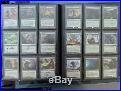 MTG Magic the Gathering binder collection. 200 Rares. 60+ Mythics. Great Value