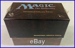 MTG Magic the gathering INTERNATIONAL COLLECTOR'S EDITION SET RARE SEALED