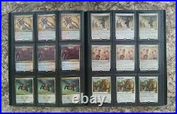 MTG Mythic & Rare Collection Binder. Lots of Planeswalkers. Magic the Gathering